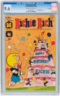 Silver Age (1956-1969):Humor, Richie Rich #66 File Copy (Harvey, 1968) CGC NM+ 9.6 Off-white to white pages....