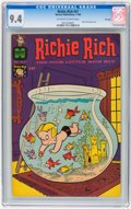 Silver Age (1956-1969):Horror, Richie Rich #51 File Copy (Harvey, 1966) CGC NM 9.4 Off-white towhite pages....