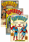 Silver Age (1956-1969):Superhero, Superboy Group (DC, 1965-66) Condition: Average VF+.... (Total: 6 Comic Books)