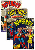 Silver Age (1956-1969):Superhero, Superboy Group (DC, 1966-68) Condition: Average VF+.... (Total: 8 Comic Books)