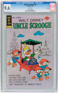 Bronze Age (1970-1979):Cartoon Character, Uncle Scrooge #134 File Copy (Gold Key, 1976) CGC NM+ 9.6 Whitepages....