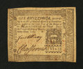 Colonial Notes:Pennsylvania, Pennsylvania March 20, 1773 6s New....