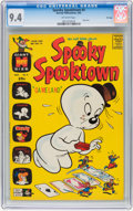 Silver Age (1956-1969):Cartoon Character, Spooky Spooktown #4 File Copy (Harvey, 1963) CGC NM 9.4 Off-white pages....