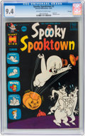 Silver Age (1956-1969):Cartoon Character, Spooky Spooktown #3 File Copy (Harvey, 1962) CGC NM 9.4 Off-white to white pages....