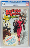 Golden Age (1938-1955):Crime, Brenda Starr #13 (Charlton, 1955) CGC VF/NM 9.0 Cream to off-white pages....