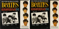Music Memorabilia:Recordings, Beatles Songs, Pictures and Stories of the Fabulous BeatlesMono LP Group of 2 (Vee-Jay 1092, 1964).... (Total: 2 Items)