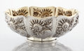 Silver Holloware, American:Bowls, AN AMERICAN SILVER AND SILVER GILT BOWL. Whiting Manufacturing Company, New York, New York, circa 1900. Marks: (griffin with...
