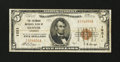 National Bank Notes:Colorado, Denver, CO - $5 1929 Ty. 1 The Colorado NB Ch. # 1651. ...