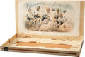 "Political:3D & Other Display (pre-1896), Ulysses S. Grant and the 1880 Hopefuls: ""Presidential Contest""Cigar Box...."