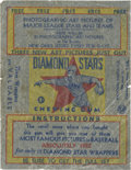 "Baseball Collectibles:Others, 1934-36 R327 National Chicle ""Diamond Stars"" Wax Paper Wrapper...."