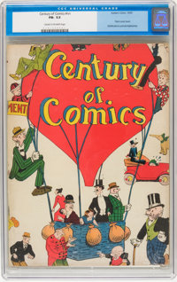 Century of Comics #nn (Eastern Color, 1933) CGC FN- 5.5 Cream to off-white pages