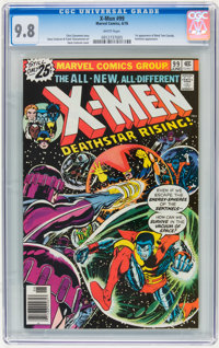 X-Men #99 (Marvel, 1976) CGC NM/MT 9.8 White pages