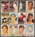 Baseball Cards:Lots, 1957 Topps Baseball Collection (79) - With Rookies and HoFers!. ...