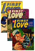 Golden Age (1938-1955):Romance, First Love Illustrated File Copy Group (Harvey, 1949-63) Condition:Average VF+.... (Total: 83 Comic Books)