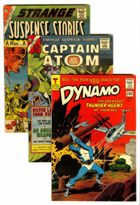Miscellaneous Silver Age Comics Group (Various Publishers, 1960s).... (Total: 14 Comic Books)
