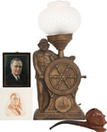 Political:Miscellaneous Political, Franklin D. Roosevelt: Souvenir Lot of Four Vintage Items....(Total: 5 Items)