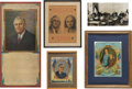 Political:Miscellaneous Political, Franklin D. Roosevelt: Lot of Posters, Prints, and Calendar Art....(Total: 5 Items)