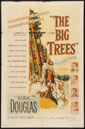 "Movie Posters:Western, The Big Trees (Warner Brothers, 1952). One Sheet (27"" X 41""). Western.. ..."