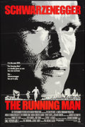 "Movie Posters:Action, The Running Man (Tri-Star, 1987). One Sheet (27"" X 41""). Action.. ..."