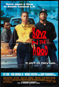 "Movie Posters:Black Films, Boyz N the Hood (Columbia, 1991). One Sheet (27"" X 40"") DS Advance.Black Films.. ..."