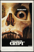 "Movie Posters:Horror, Tales From the Crypt (Cinerama Releasing, 1972). One Sheet (27"" X41"") Advance. Horror.. ..."