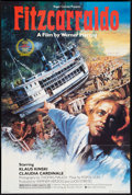 "Movie Posters:Adventure, Fitzcarraldo (New World, 1982). One Sheet (27"" X 40""). Adventure....."