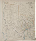 Miscellaneous:Maps, John Arrowsmith. Map of Texas compiled from Surveys recorded in the Land Office of Texas, and other Official Surveys. ...