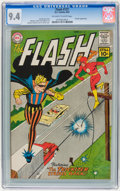 Silver Age (1956-1969):Superhero, The Flash #121 (DC, 1961) CGC NM 9.4 Off-white to white pages....
