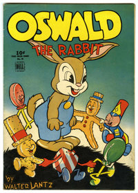 Four Color #39 Oswald the Rabbit (Dell, 1944) Condition: FN-