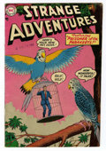 Golden Age (1938-1955):Science Fiction, Strange Adventures #52 (DC, 1955) Condition: VG/FN....