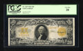 Large Size:Gold Certificates, Fr. 1187 $20 1922 Gold Certificate PCGS Very Fine 20....