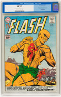 Silver Age (1956-1969):Superhero, The Flash #120 (DC, 1961) CGC NM 9.4 Off-white to white pages....