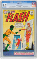 Silver Age (1956-1969):Superhero, The Flash #119 (DC, 1961) CGC NM- 9.2 Off-white to white pages....