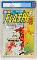 Silver Age (1956-1969):Superhero, The Flash #116 (DC, 1960) CGC NM 9.4 Off-white to white pages....