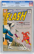 Silver Age (1956-1969):Superhero, The Flash #114 (DC, 1960) CGC VF+ 8.5 Off-white pages....