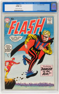 Silver Age (1956-1969):Superhero, The Flash #113 (DC, 1960) CGC VF/NM 9.0 Off-white to whitepages....