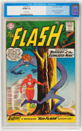 Silver Age (1956-1969):Superhero, The Flash #112 (DC, 1960) CGC VF/NM 9.0 Off-white pages....