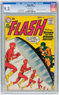 Silver Age (1956-1969):Superhero, The Flash #109 (DC, 1959) CGC NM- 9.2 Off-white pages....