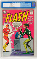 Silver Age (1956-1969):Superhero, The Flash #106 (DC, 1959) CGC VF/NM 9.0 Off-white pages....
