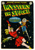 Golden Age (1938-1955):Science Fiction, Mystery in Space #1 (DC, 1951) Condition: FR/GD....