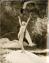 "Jean Harlow by Edwin Bower Hesser (1928-29). Stills (14) (4"" X 5""). ... (Total: 14 Items)"