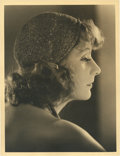 "Movie Posters:Drama, Greta Garbo in ""Susan Lenox (Her Fall and Rise)"" by Clarence Sinclair Bull (MGM, 1931). Portrait Still (10"" X 13"").. ..."