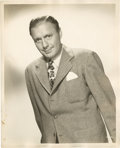 """Movie Posters:Miscellaneous, Jack Benny by Bert Six & Others Lot (Paramount, 1938). Portrait Photos (6) (8"""" X 10""""). Miscellaneous.. ... (Total: 6 Items)"""