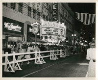 """Night and Day Premiere (Warner Brothers, 1946). Stills (10) (8"""" X 10""""). ... (Total: 10 Items)"""