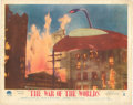 """Movie Posters:Science Fiction, The War of the Worlds (Paramount, 1953). British Color Front ofHouse Stills (6) (8"""" X 10"""").. ... (Total: 6 Items)"""