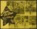 "Movie Posters:Black Films, Jivin' in Be-Bop (Alexander Productions, 1946). Title Lobby Card(10.75"" X 13.75""). Black Films.. ..."