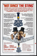 """Movie Posters:Crime, The Great Train Robbery (United Artists, 1979). One Sheet (27"""" X 41"""") Reviews Style. Crime.. ..."""