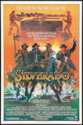 "Movie Posters:Western, Silverado (Columbia, 1985). One Sheet (27"" X 41""). Western.. ..."