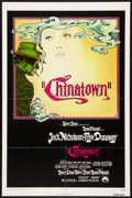"Movie Posters:Mystery, Chinatown (Paramount, 1974). One Sheet (27"" X 41"") and Lobby Card(11"" X 14""). Mystery.. ... (Total: 2 Items)"