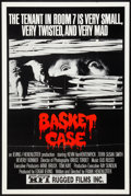 "Movie Posters:Horror, Basket Case Lot (Analysis Film, 1982). One Sheets (4) (27"" X 41""). Horror.. ... (Total: 4 Items)"